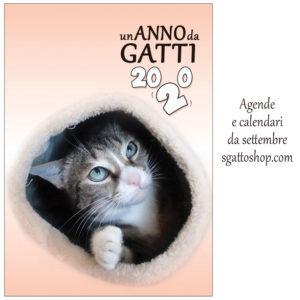Agende e calendari gattofili UN ANNO DA GATTI 2020